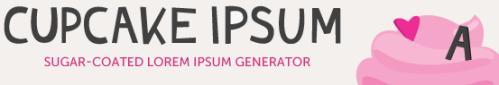 Cupcake Ipsum logo