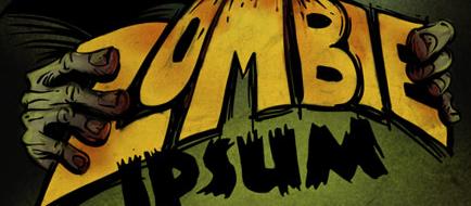 Zombie Ipsum logo